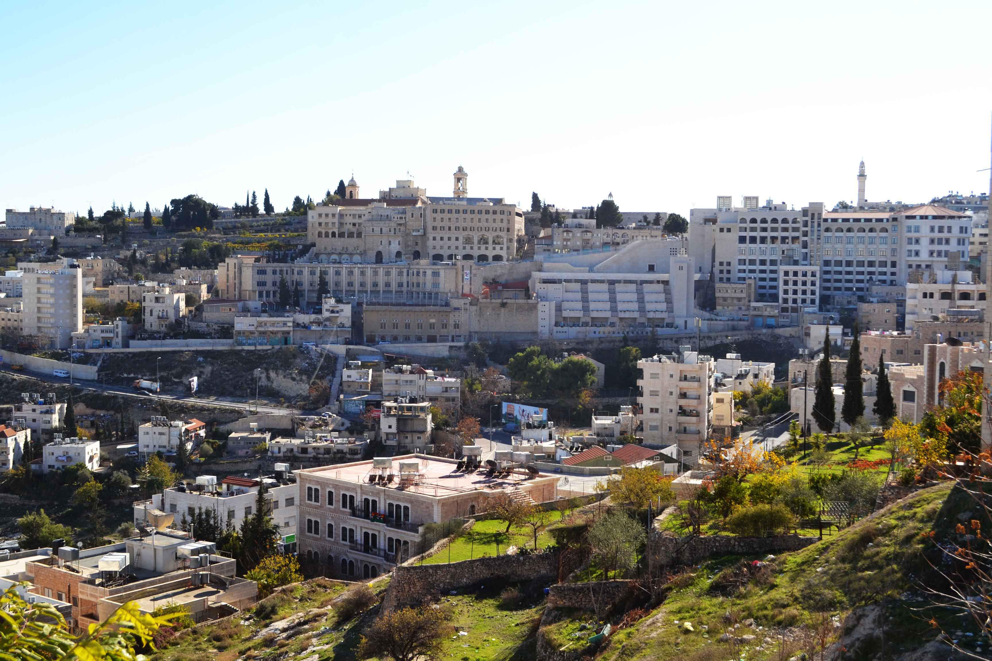 Bethlehem_Overlooking