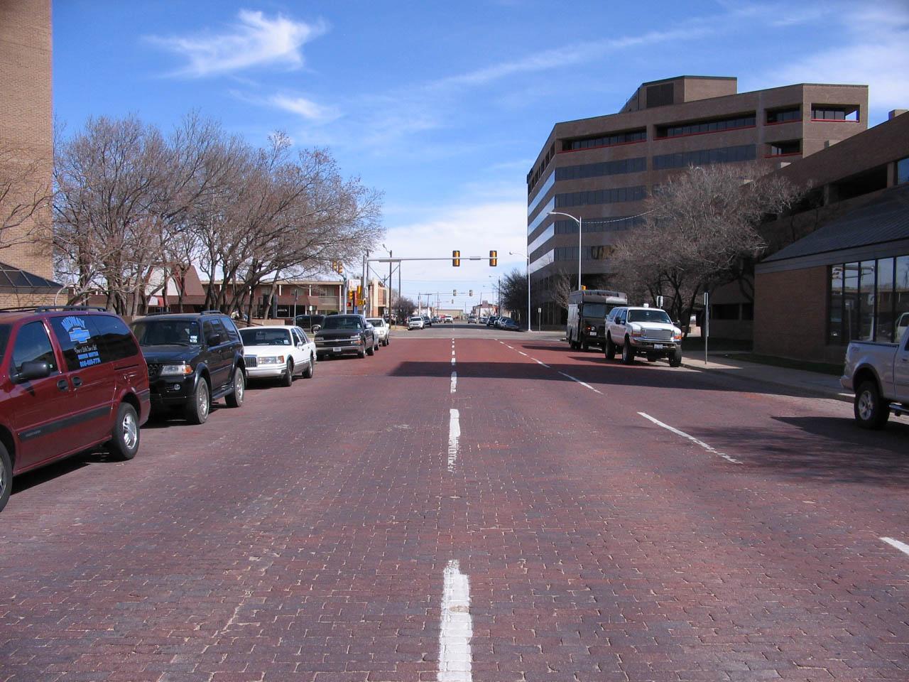 Amarillo_Tx_-_Brick_Streets