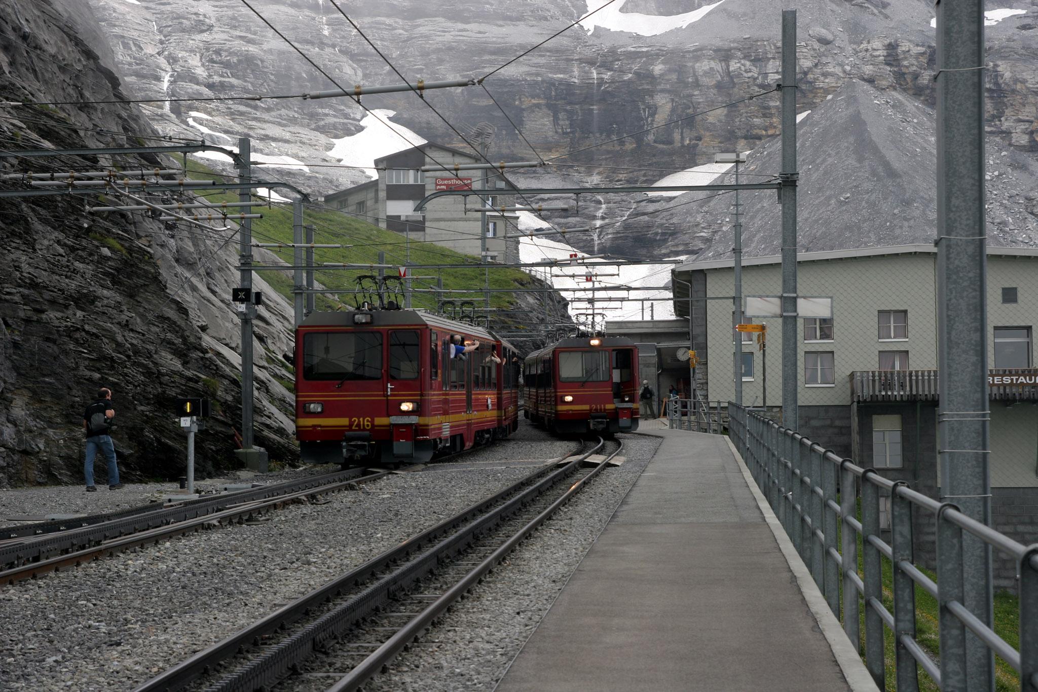 Station_Eigergletscher_01