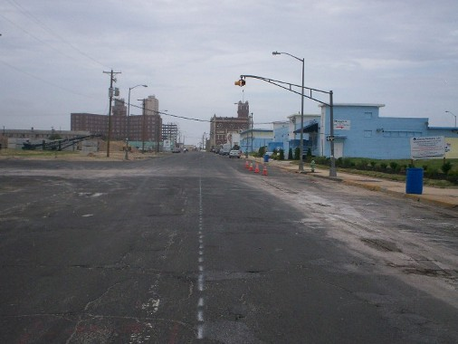 Deserted_Ocean_Avenue_in_Asbury_Park,_NJ